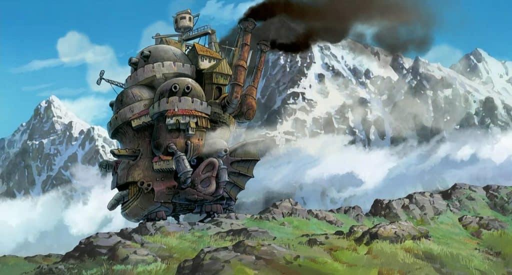 film di animazione Giapponese
